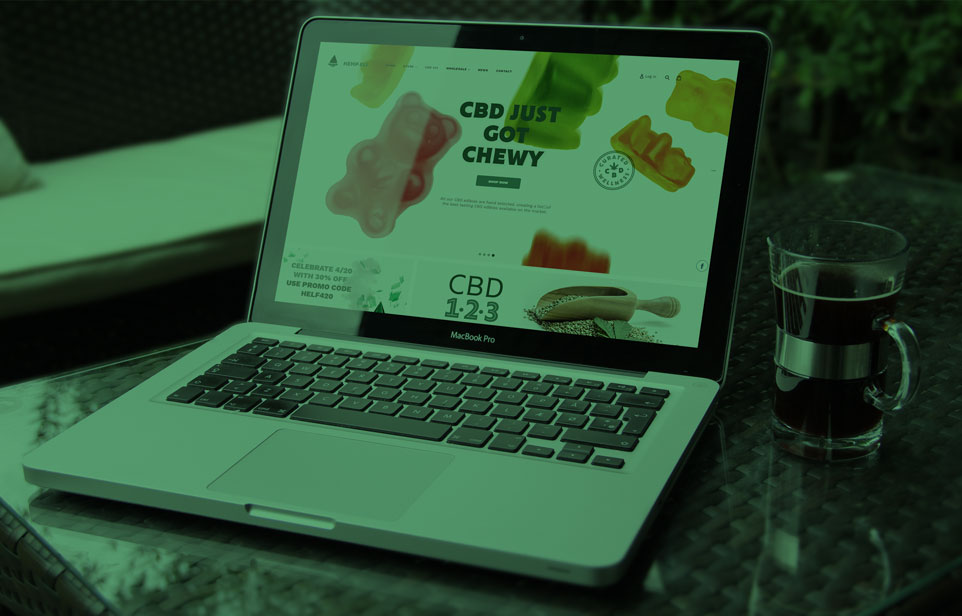 Winchester MD Launches Winchester MD and Hemp Elf CBD Retail Website Redesign