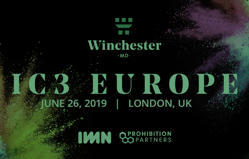 Winchester MD Leads Sponsorship of IC3 London